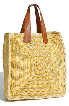 Diy bags 576812664755178828 - Mar y Sol crochet bag Source by szmigukan Crochet Tote, Crochet Handbags, Crochet Purses, Love Cartier, Diy Straw, Straw Tote, Knitted Bags, Handmade Bags, Purses And Bags