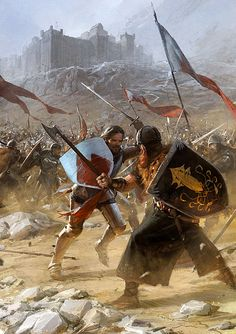Tactical vs. Tactile: Writing Fantasy Battles (July 13, 2013)