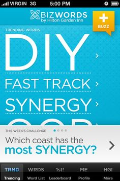 "Hilarious! An app to help us decode biz speak. Uh oh, I totally say ""circle back"" but avoid ""synergy"" whenever possible."
