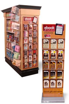 A neat way to sell ebooks in bookstores - Enthrill
