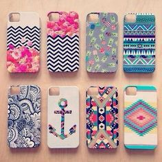 Perfect iphone or ipod cases. love these boho designs