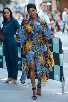 Megyn Kellys ratings are up double digits -- but they pale in comparison to Tamron Halls ratings African Inspired Fashion, Latest African Fashion Dresses, African Print Fashion, Africa Fashion, Fashion Prints, Love Fashion, Fashion Looks, Fashion Outfits, African Print Clothing