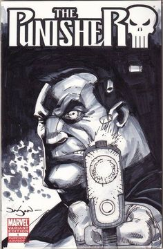 Punisher by Jason Pearson *