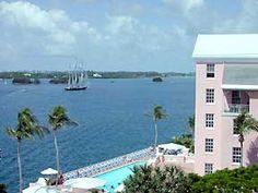 Bermuda - The Fairmont Hamilton Princess Hotel - 50% OFF SECOND ROOM FOR KID'S 18 & UNDER