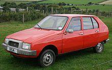 Citroën Visa - Wikipedia