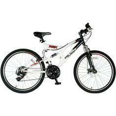 SALE Polaris RMK 26″ Men's Dual-Suspension Mountain Bike
