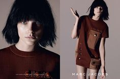 Exclusive: Marc Jacobs Casts the Most-Buzzed-About Models of the Moment for Spring