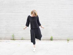 sarah 11 Outfit vom Wochenende //  True Love: Maschendraht Zweiteiler