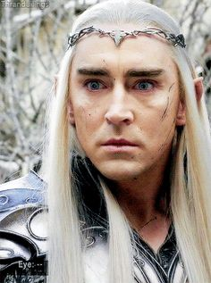 """Thranduil so pure and beautiful while being concerned for his troops and regretting his life choices "" Lee Pace Thranduil, Legolas And Thranduil, Tauriel, Forest Elf, Elfa, O Hobbit, Fire Dragon, Jrr Tolkien, Interesting Faces"