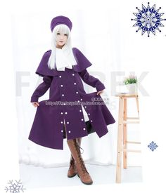 Fate/Stay Night Cosplay Illyasviel von Einzbern Dress Costumes