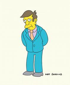 Director de la escuela primaria de Springfield