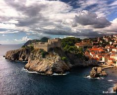 Any Game of Thrones' geek worth their salt would get excited about a week in the ancient walled-city of King's Landing and I, am excited. Best Hotel Deals, Best Hotels, Places Around The World, Around The Worlds, Beautiful World, Beautiful Places, King's Landing, Walled City, Dubrovnik