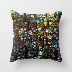 :: Connections :: Throw Pillow by GaleStorm Artworks - $20.00