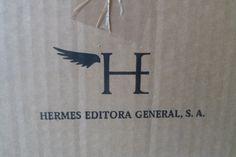 Caja de libros, del Departamento de Lengua y Literatura castellana, de la Editorial HERMES.