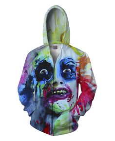 Beetlejuice Zip-Up Hoodie    -- As a Sponsored representative, we can offer you an extra 10% OFF anytime on almost everything (including items on sale) at RageOn.com. Just use Discount Code BJXRAGE10 .