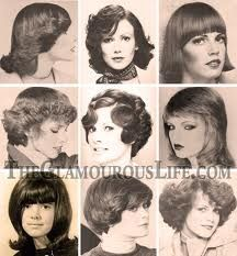 70s hair....tried them all...