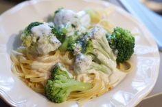 pâtes brocoli