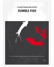 Rumble Fish-Poster