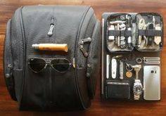 Everyday Carry - 38/M/Carlow, Ireland/Industrial Designer - Full load