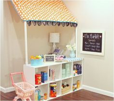 25 Totally Awesome & Innovative DIY Projects For The Playroom