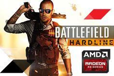 AMD Radeon Graphics OEM Battlefield Hardline, Oem, Graphics, Technology, Superhero, Fictional Characters, Tech, Graphic Design, Tecnologia