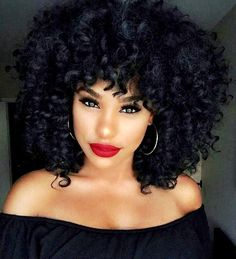 Curly Beauty