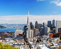 San Francisco.  The best place in the world...has my heart.  I went to college here; love shopping here; wonderful food places; great sailing. SF is home for me.