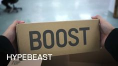 """HYPEBEAST Giveaway: Win """"The Ultimate BOOST Pack"""" with The Sole Supplier"""