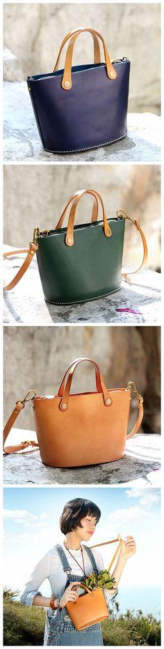 Handmade Vintage Vegetable Tanned Leather Messenger Bag Small Satchel Women's Fashion Handbags Leather Messenger Bag Cross Body Bag Shoulder Bag 15020 Overview: Design: Vintage Vegetable Tanned Leathe