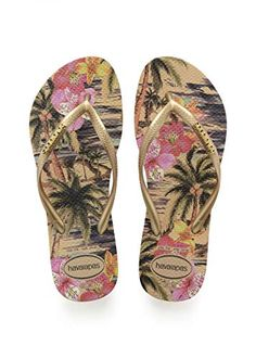 46fbef529 Havaianas Slim Tropical Sandal Ivory Price From: