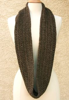 LET'S DO COFFEE - Baby Alpaca Infinity Scarf and Cowl by BehindMyPicketFence.com