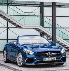 2016 Mercedes SL 63 ///AMG