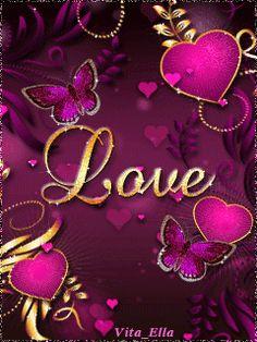Hearts - анимация на телефон №1370930