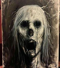 Zombie woman by Zackdunn89