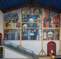 Proposal to Sell Diego Rivera Mural Triggers Vote for Landmark Status | Art & Object