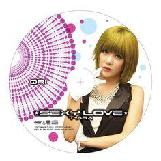 「Sexy Love (Japanese ver.)」 通常盤ピクチャーレーベルデザイン公開!