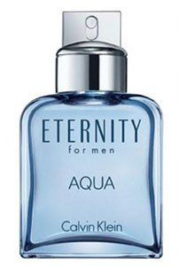 Eternity Aqua for Men FOR MEN by Calvin Klein - 0.50 oz EDT Mini by Calvin Klein. $19.99. Eternity Aqua for Men is recommended for daytime or casual use. This fragrance is 100% original.. The new fragrance was created with an intention to presents a new face of Eternity edition for men, highlighted with a modern, casual, aquatic-woody composition. Eternity Aqua for Men opens with accords of cold cucumbers, citruses, lotus and green leaves. A heart blooms with a union of...