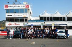 Group shot. #Maserati