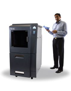 ProJet HD 3500 and HD 3500Plus Professional 3D Printers   3D Printing from 3D Systems