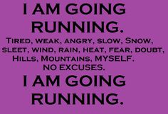 Health And Fitness, must see pin routine reference 3000828070 I Love To Run, Run Like A Girl, Just Run, Running Quotes, Running Motivation, Fitness Motivation, Marathon Motivation, Running Memes, Motivation Quotes