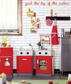 Land of Nod play kitchen