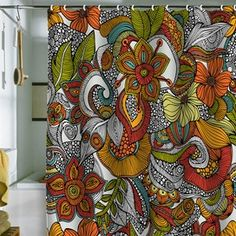 City Shower Curtains See More Great Fall Colors