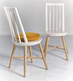 Lugano Chairs by refuge furniture