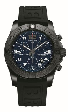 TimeZone : Industry News » N E W M o d e l - Breitling Chronospace Evo Night Mission