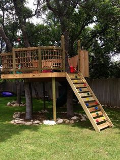 Super dad Treehouse
