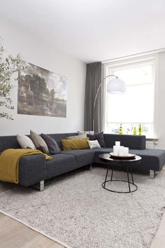 7 Interior Design Ideas for Small Apartment   small apartment living ...
