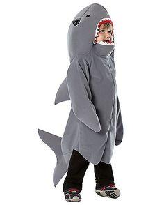 Kids Shark Costume  - Spirithalloween.com
