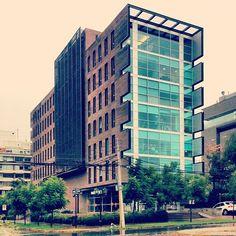 office building, Vitacura #architecture #chile