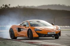 McLaren 570S Coupe: budget coming in at 184,900 - the only place I see that # is my odometer...