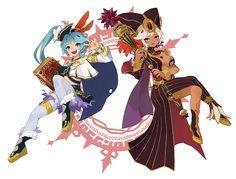 Lana & Cia - 魔女 by ttyly